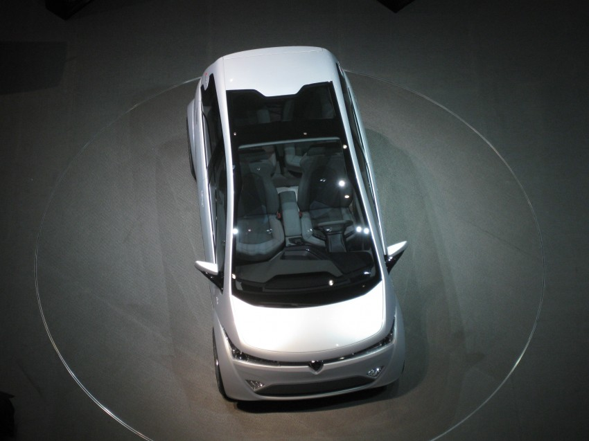 Proton EMAS Concepts: over 50 live images! Image #182655
