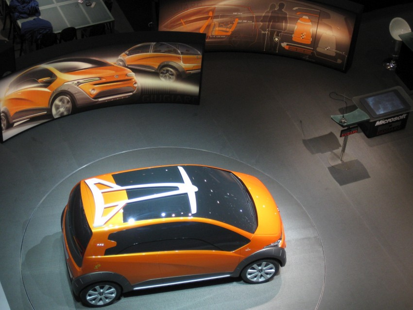 Proton EMAS Concepts: over 50 live images! Image #182654