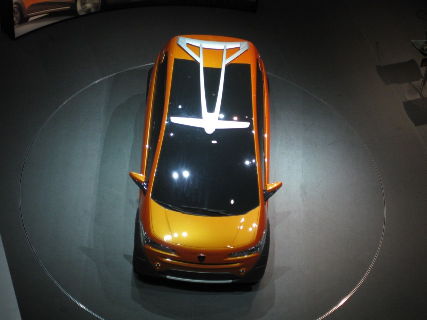 Proton EMAS Concepts: over 50 live images! Image #182653