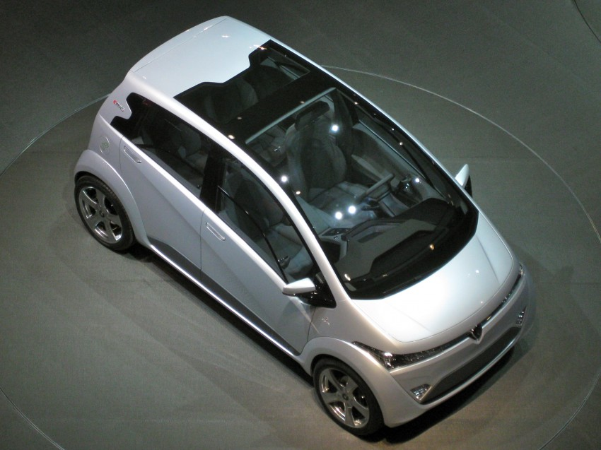 Proton EMAS Concepts: over 50 live images! Image #182652