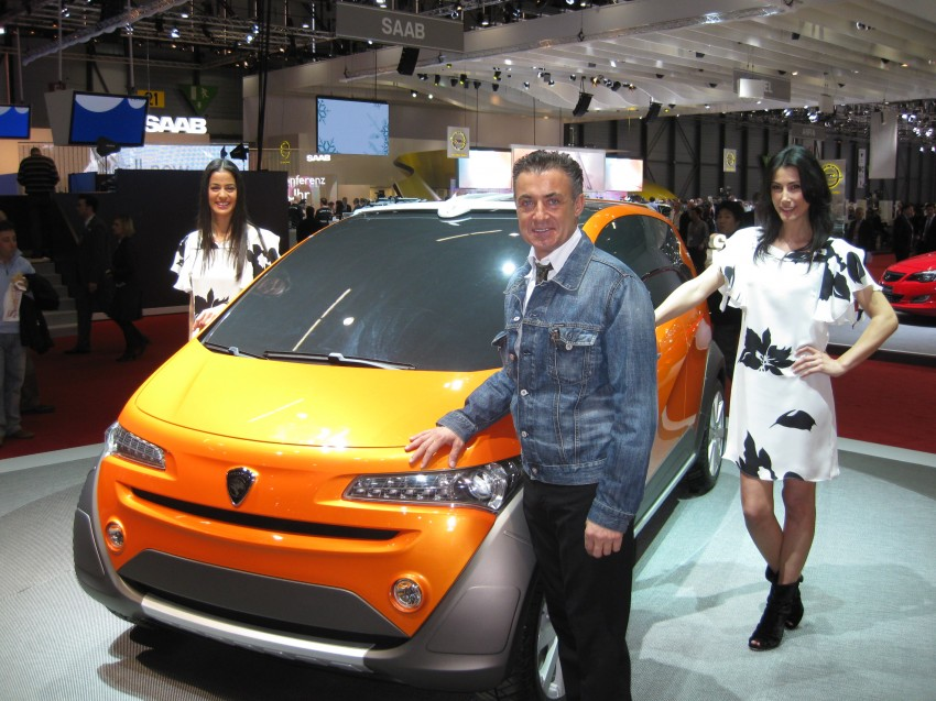 Proton EMAS Concepts: over 50 live images! Image #182646