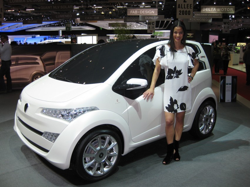 Proton EMAS Concepts: over 50 live images! Image #182645