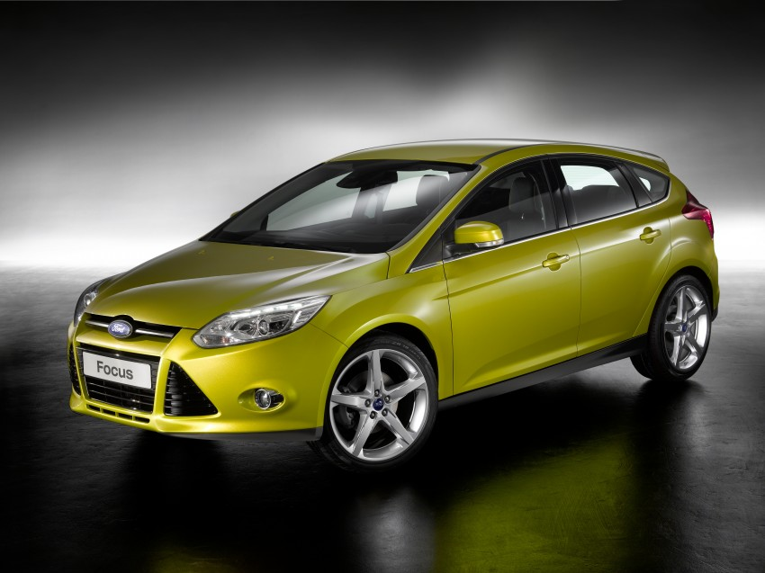 Ford Focus Wagon body joins hatch and sedan Image #414260