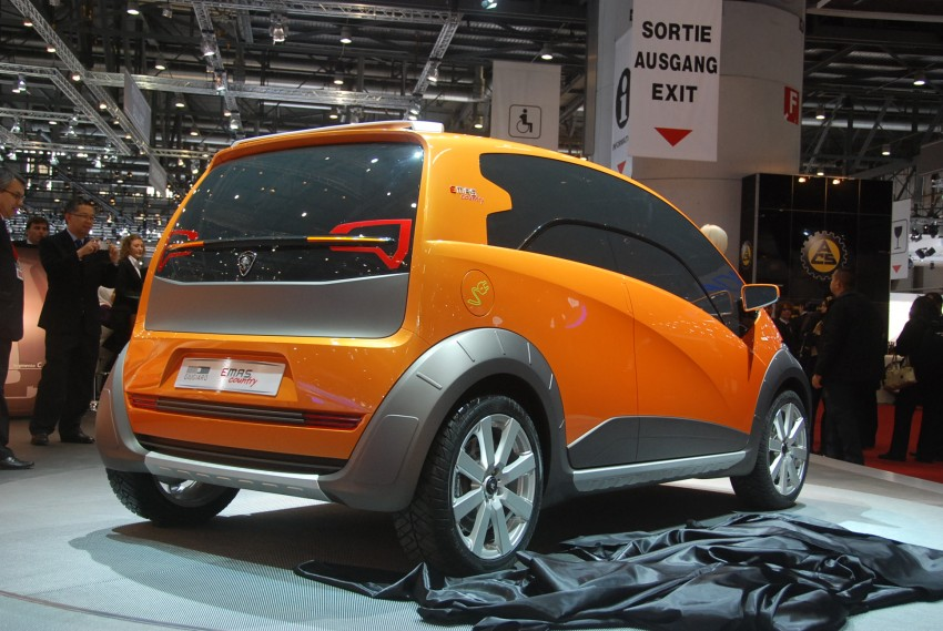 Proton EMAS Concepts: over 50 live images! Image #182712