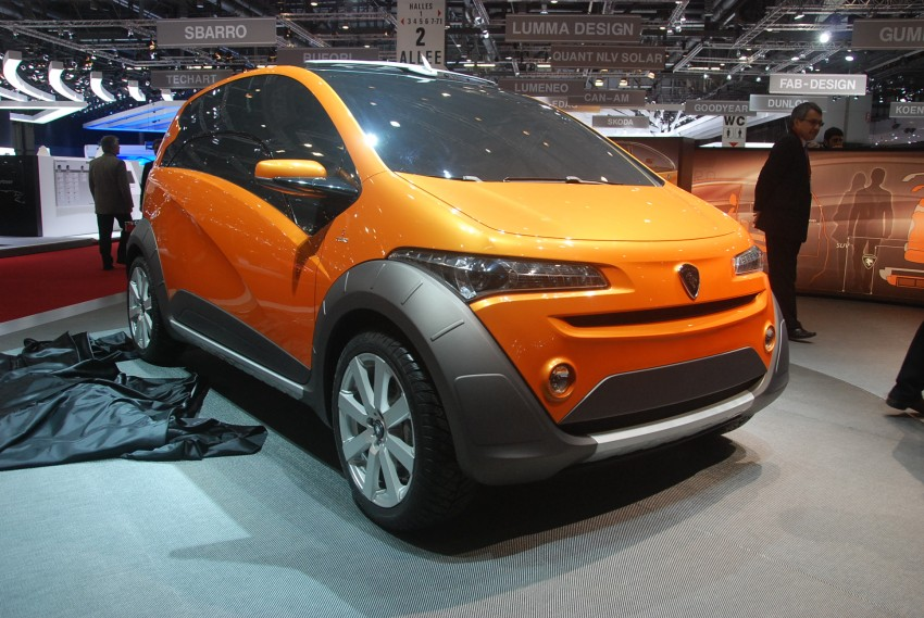 Proton EMAS Concepts: over 50 live images! Image #182709