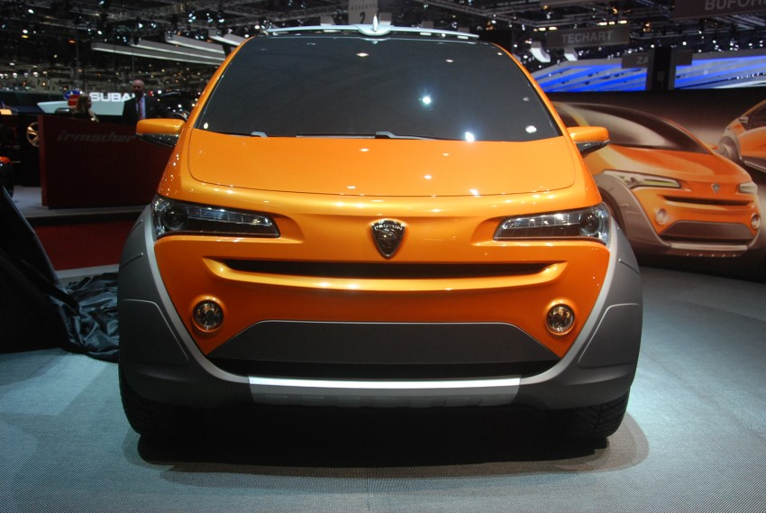 Proton EMAS Concepts: over 50 live images! Image #182710
