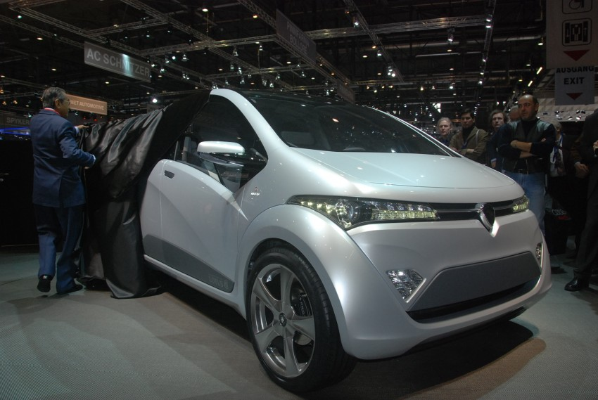 Proton EMAS Concepts: over 50 live images! Image #182707