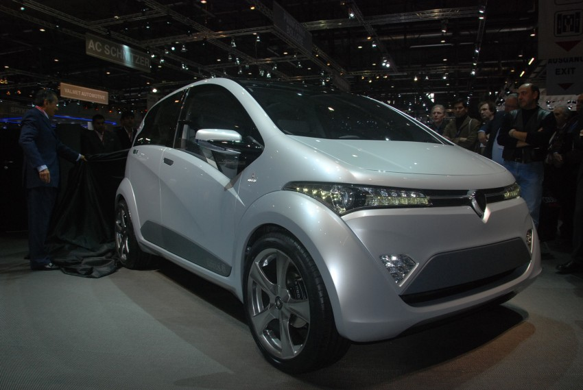 Proton EMAS Concepts: over 50 live images! Image #182708