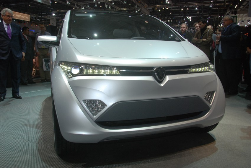 Proton EMAS Concepts: over 50 live images! Image #182706