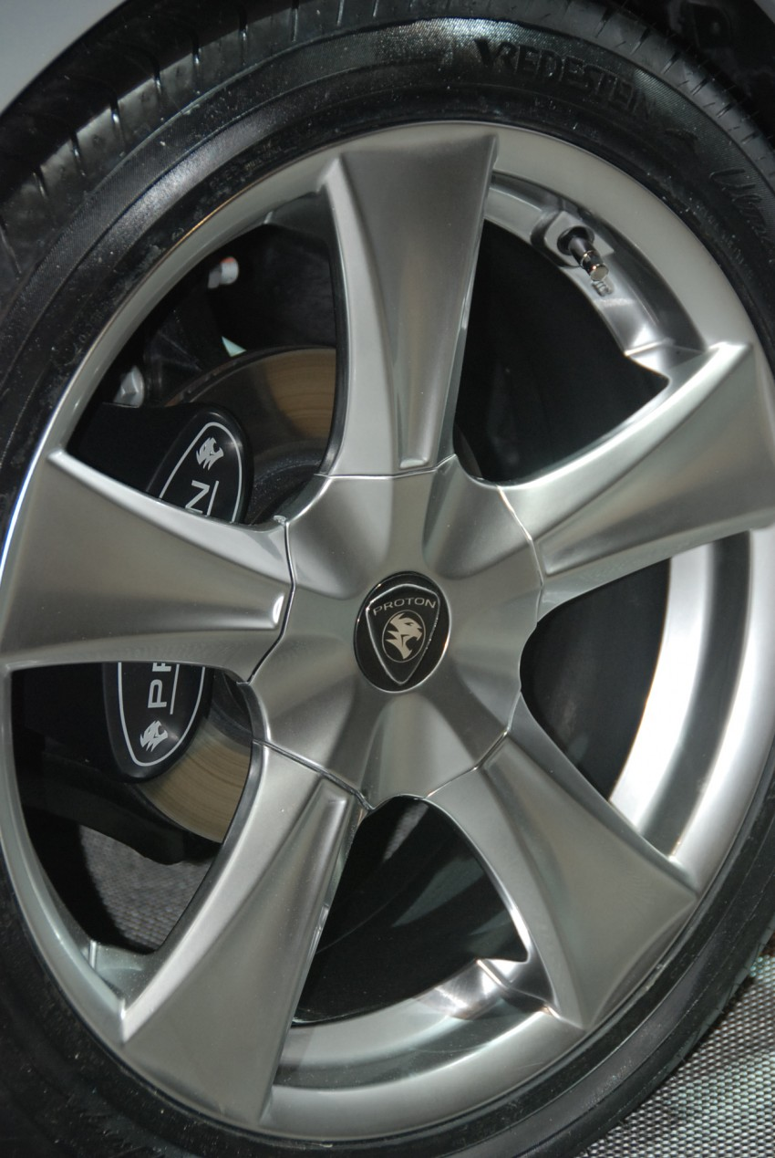 Proton EMAS Concepts: over 50 live images! Image #182702