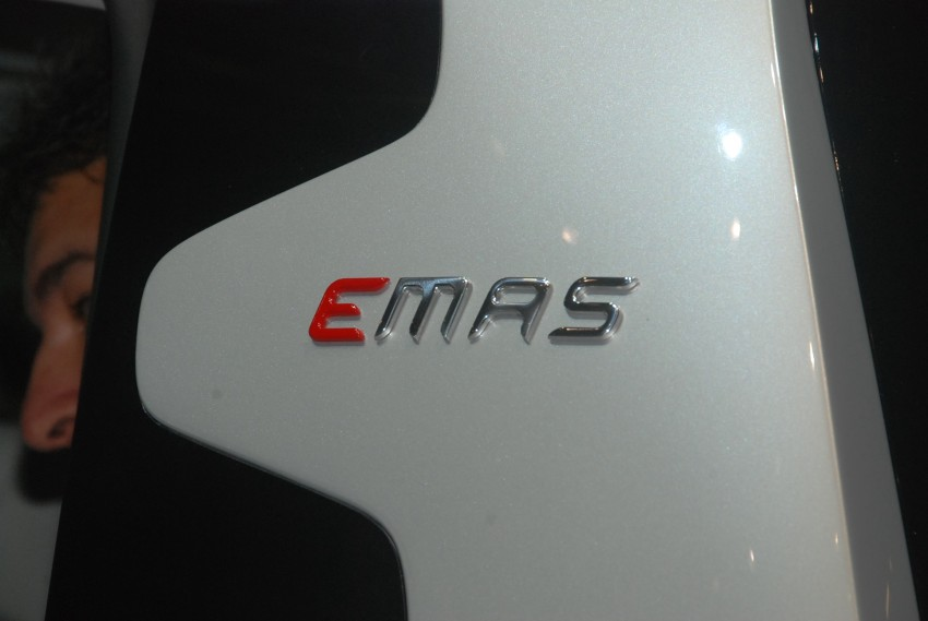 Proton EMAS Concepts: over 50 live images! Image #182697