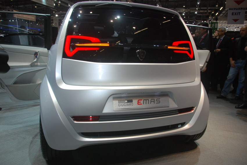 Proton EMAS Concepts: over 50 live images! Image #182695