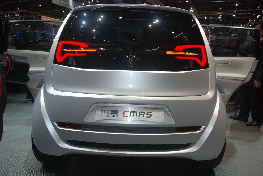 Proton EMAS Concepts: over 50 live images! Image #182694