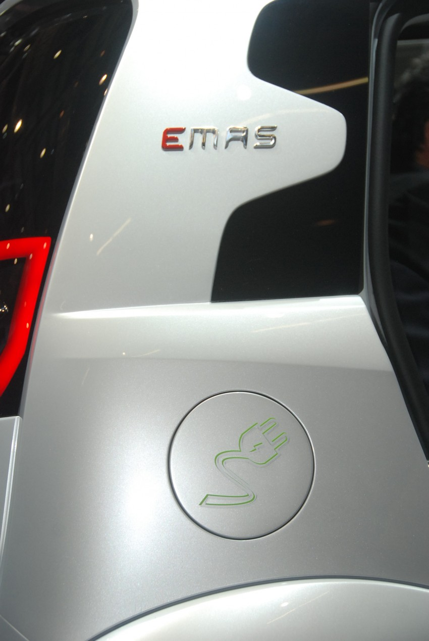Proton EMAS Concepts: over 50 live images! Image #182691