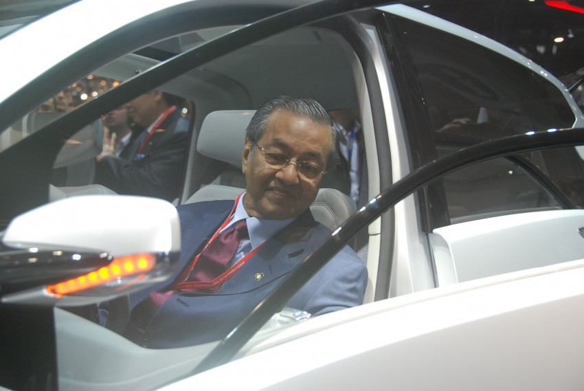 Proton EMAS Concepts: over 50 live images! Image #182683