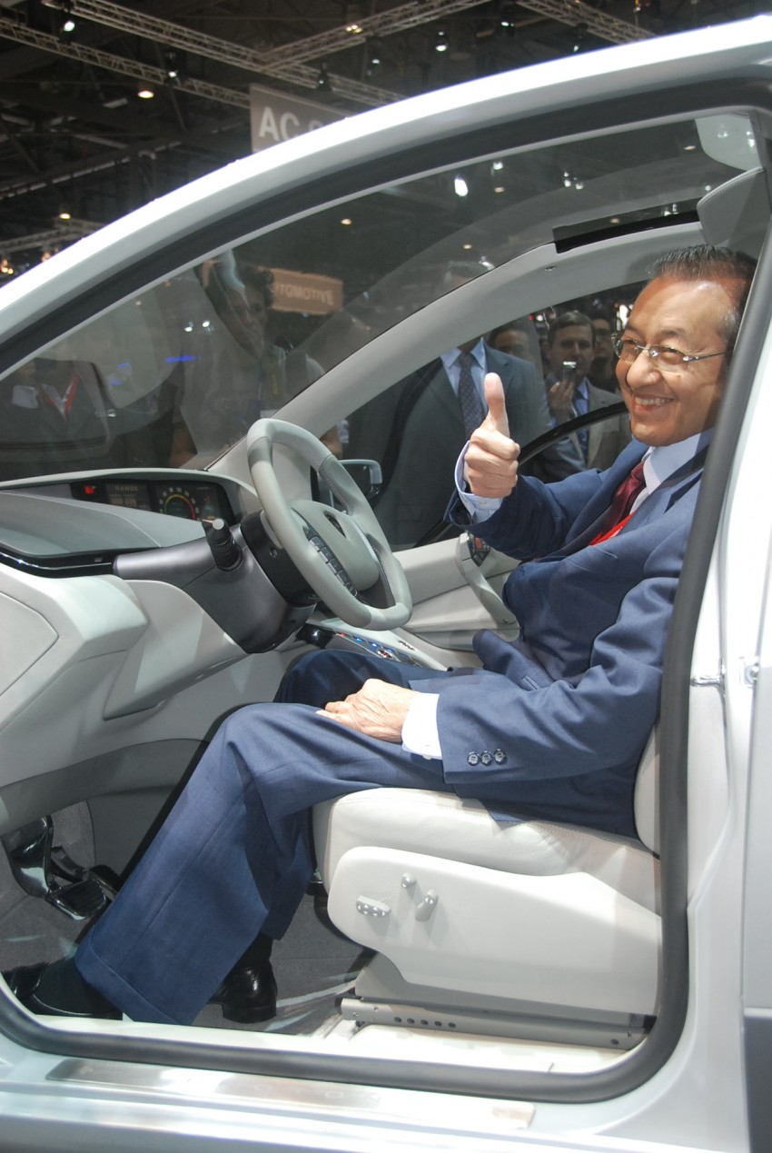 Proton EMAS Concepts: over 50 live images! Image #182680