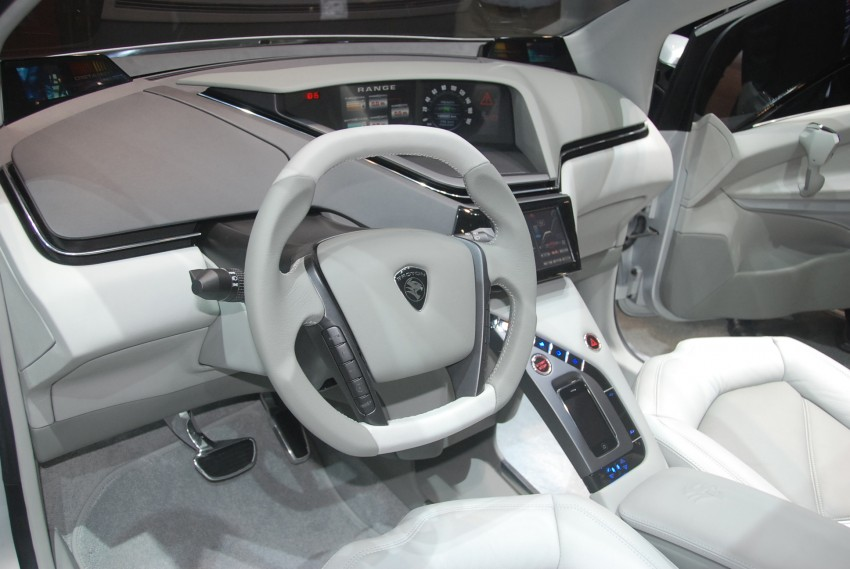 Proton EMAS Concepts: over 50 live images! Image #182674