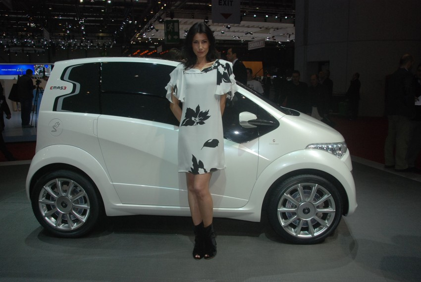 Proton EMAS Concepts: over 50 live images! Image #182667