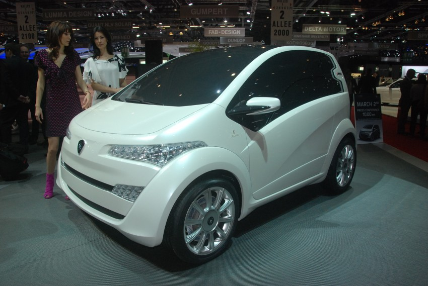 Proton EMAS Concepts: over 50 live images! Image #182665