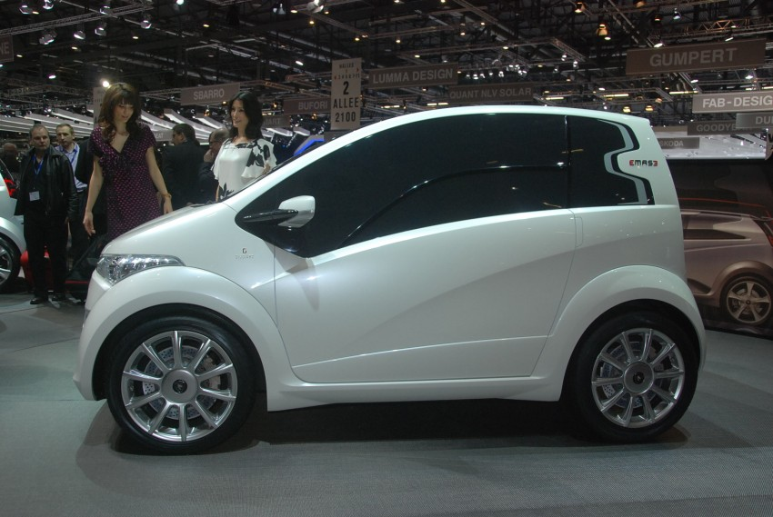 Proton EMAS Concepts: over 50 live images! Image #182664