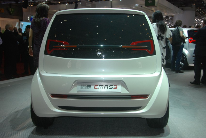 Proton EMAS Concepts: over 50 live images! Image #182662