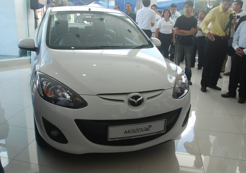 Mazda 2 launched: sedan and hatchback, RM80K to RM85K! Image #183206