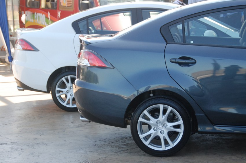 Mazda 2 launched: sedan and hatchback, RM80K to RM85K! Image #183238