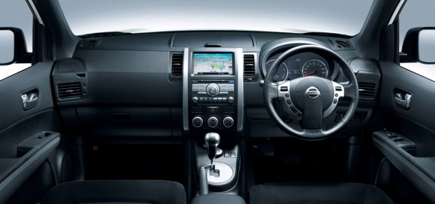 2011 nissan x trail facelift debuts with new 6 speed auto rh paultan org Water Pump Nissan X-Trail Water Pump Nissan X-Trail
