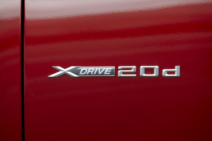 All-new F25 BMW X3 unveiled: first details and photos Image #226742