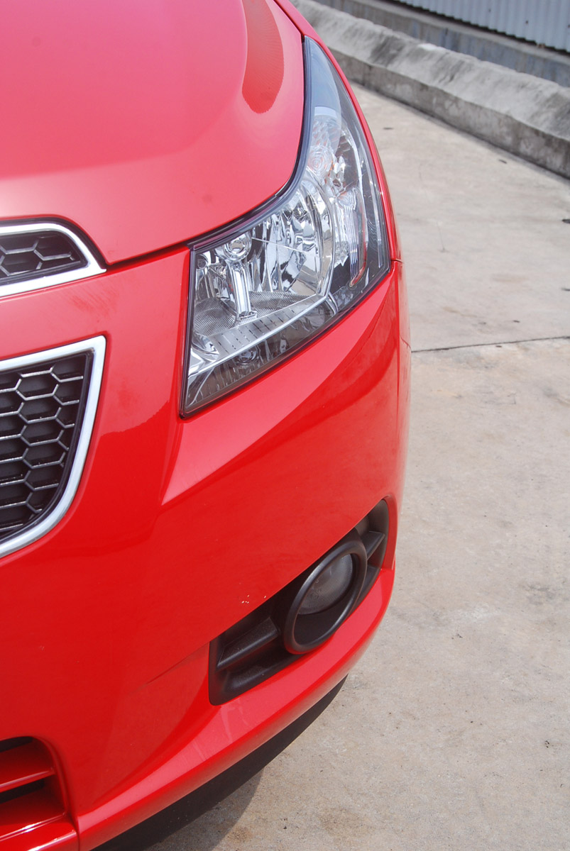Chevrolet Cruze 1.8 LT Test Drive Report Image #238641
