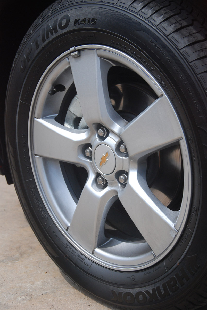 Chevrolet Cruze 1.8 LT Test Drive Report Image #238645