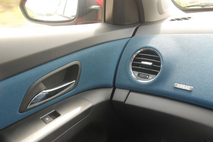 Chevrolet Cruze 1.8 LT Test Drive Report Image #238637