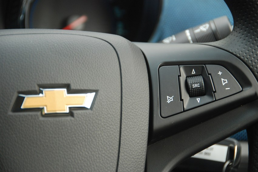 Chevrolet Cruze 1.8 LT Test Drive Report Image #238629