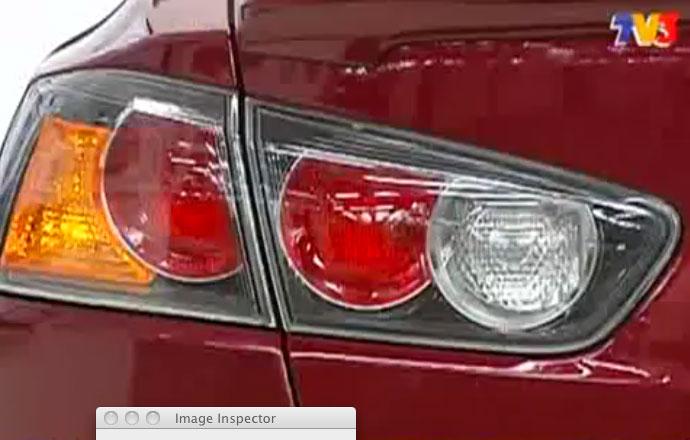 Proton P390A based on Mitsubishi Lancer previewed on TV3 Image #372358