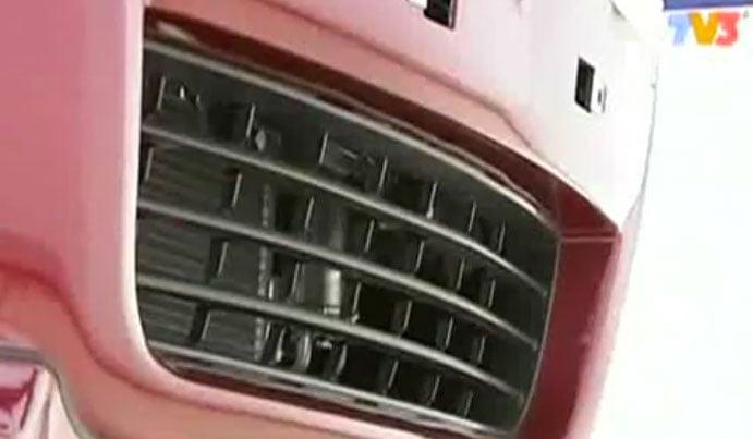 Proton P390A based on Mitsubishi Lancer previewed on TV3 Image #372356