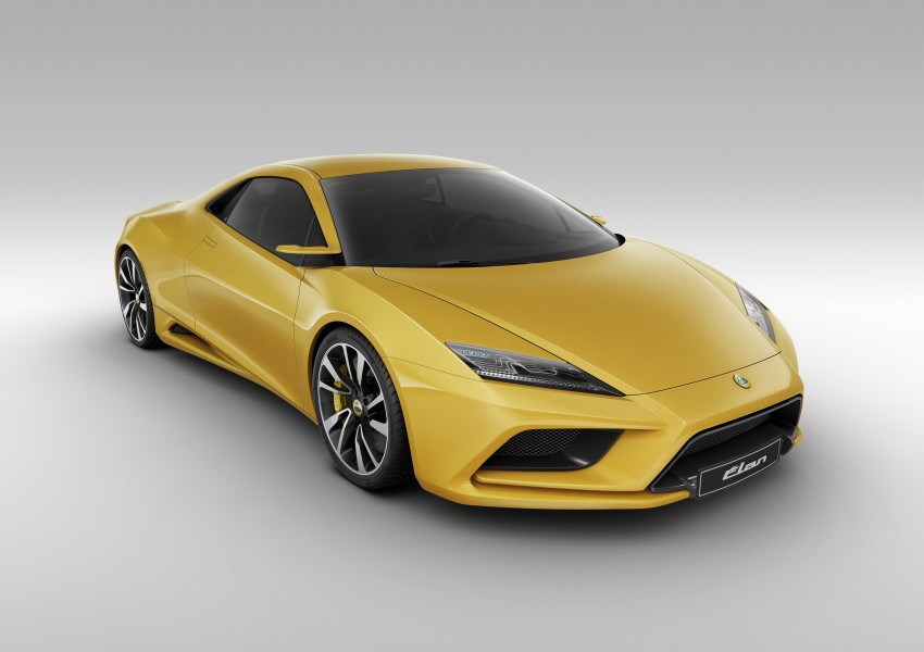 VIDEOS: Lotus management on the new Lotus cars Image #163276