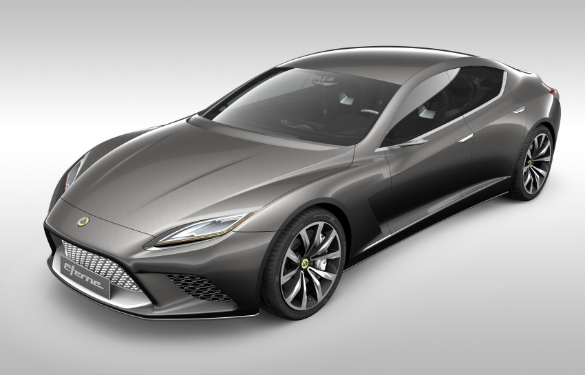 VIDEOS: Lotus management on the new Lotus cars Image #163304
