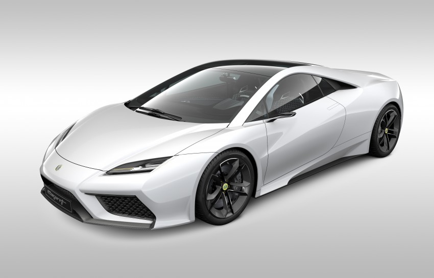 VIDEOS: Lotus management on the new Lotus cars Image #163277