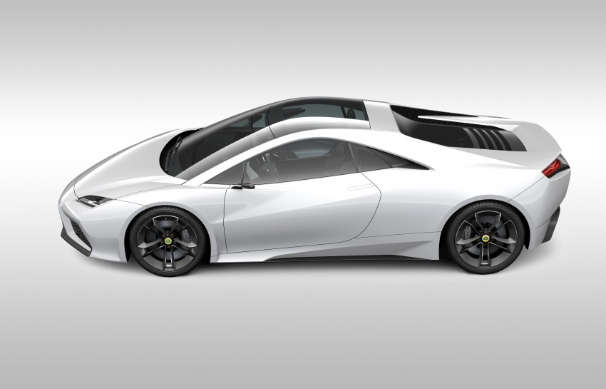 VIDEOS: Lotus management on the new Lotus cars Image #163280