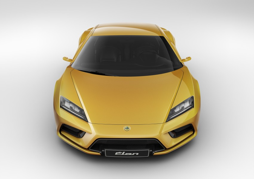 VIDEOS: Lotus management on the new Lotus cars Image #163275