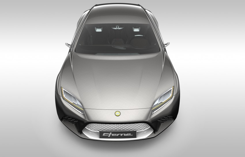 VIDEOS: Lotus management on the new Lotus cars Image #163301