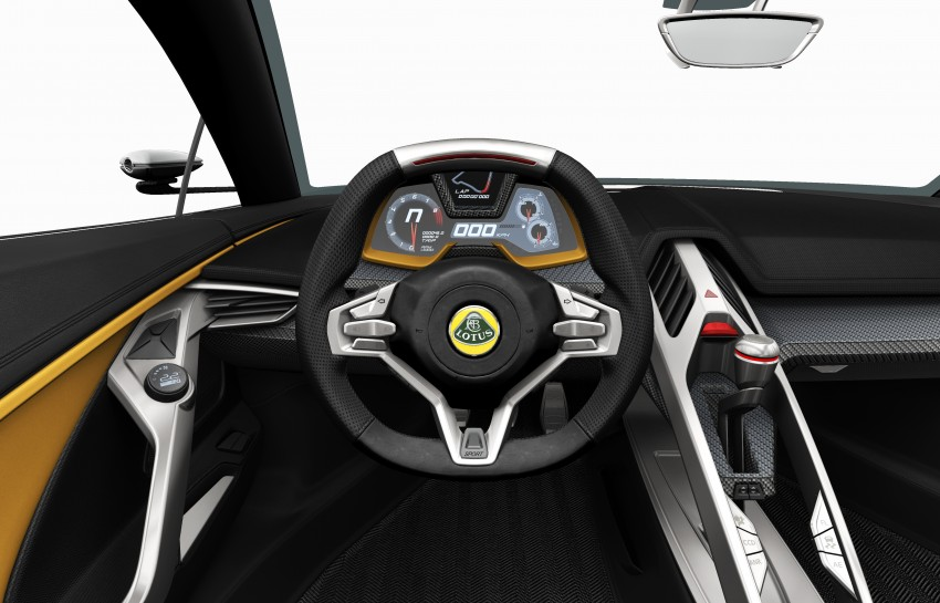 VIDEOS: Lotus management on the new Lotus cars Image #163296