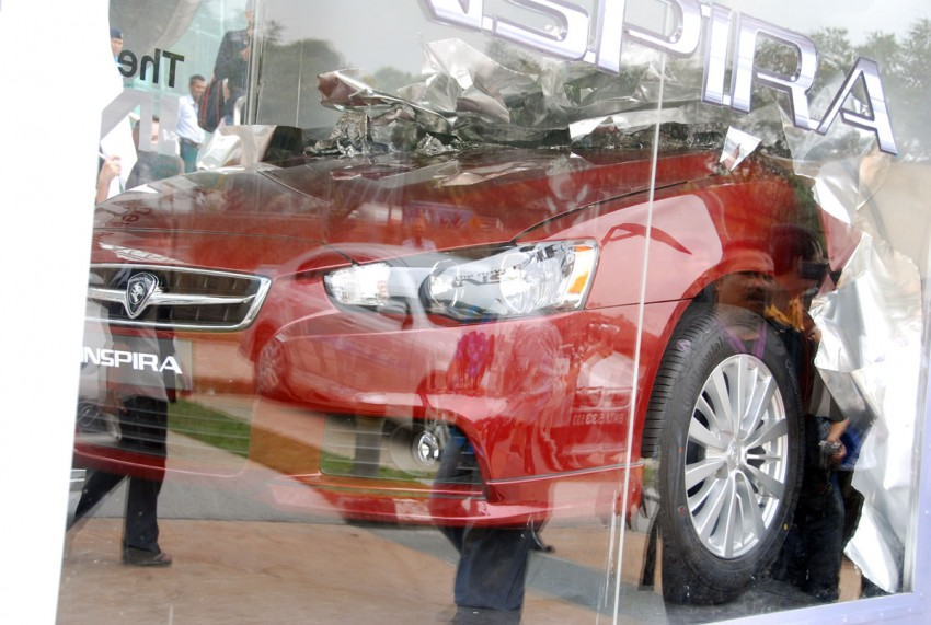 Proton Inspira now officially open for bookings! Image #372376