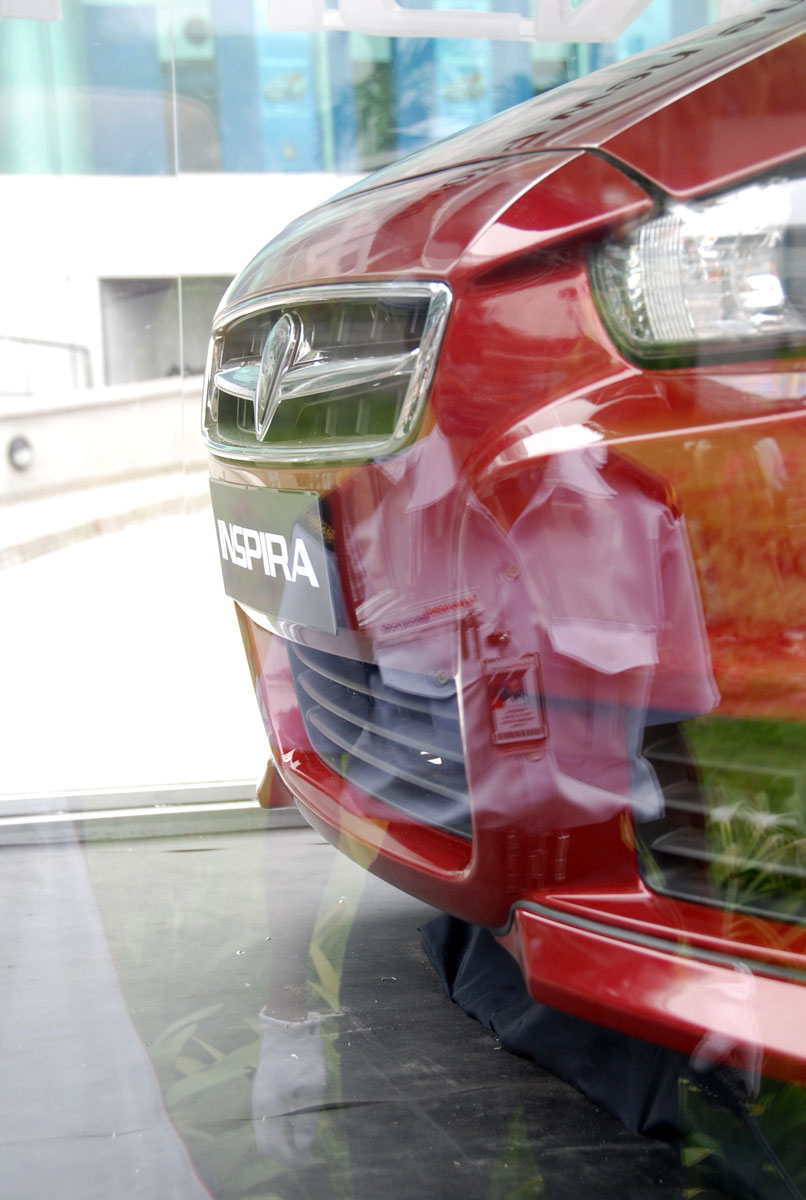 Proton Inspira now officially open for bookings! Image #372371