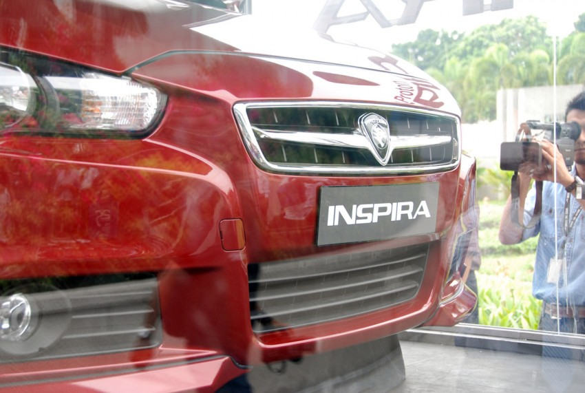 Proton Inspira now officially open for bookings! Image #372373