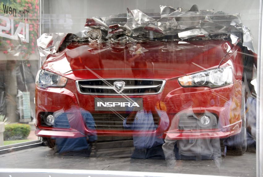 Proton Inspira now officially open for bookings! Image #372369