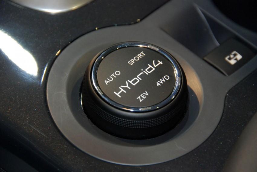 Peugeot 3008 HYbrid4, world's first diesel hybrid Image #161839