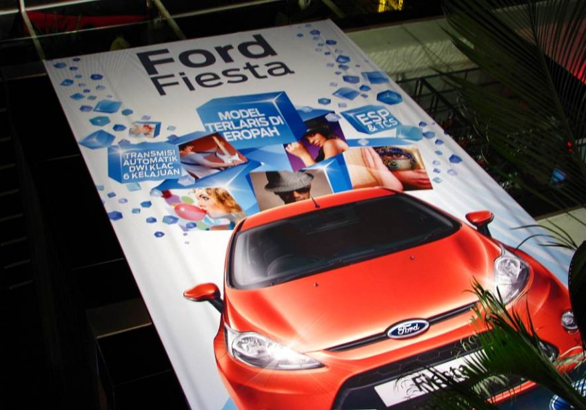 Ford Fiesta officially launched in Malaysia – and it's cheaper than expected! Image #273322