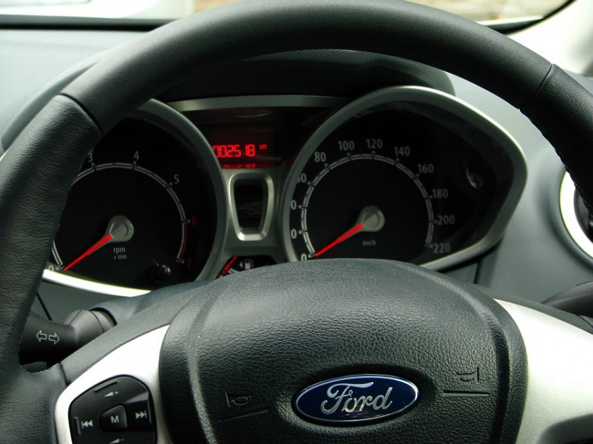 Ford Fiesta officially launched in Malaysia – and it's cheaper than expected! Image #273319
