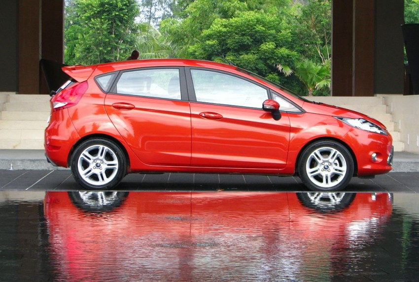 Ford Fiesta officially launched in Malaysia – and it's cheaper than expected! Image #273317
